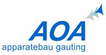 Logo of AOA Apparatebau Gauting GmbH